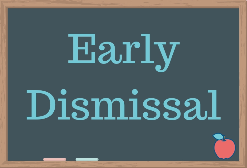 Early Dismissal - Brookville Elementary School Brookville Elementary School