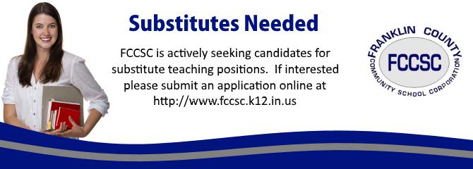 Employment - Franklin County Community School Corporation